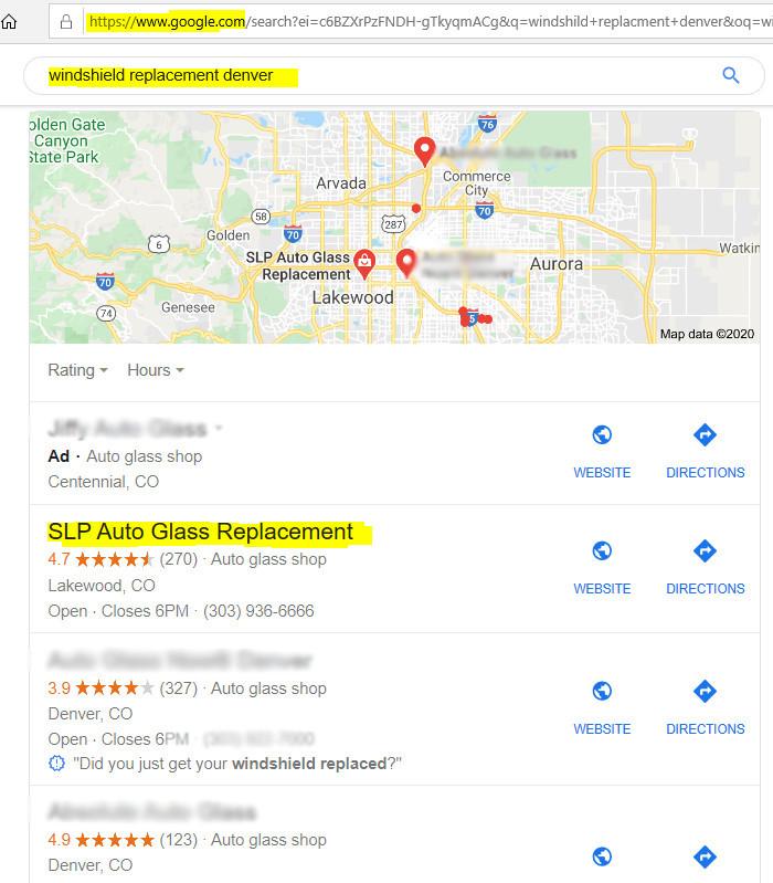 SPL Auto Google Maps