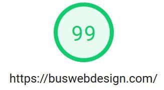 Business Web Design & Digital Marketing 99 google test
