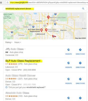 Web Design For Google SLP