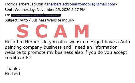 Herbert Jackson Email